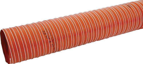 Brake Duct Hose 4 x 10ft Orange 550 Degree ALL42155 Allstar Performance