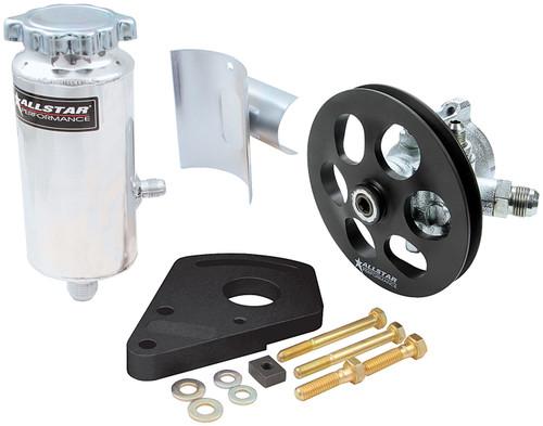 Power Steering Kit Block Mount ALL48242 Allstar Performance
