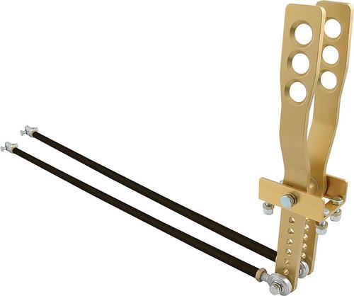 2 Lever Shifter Gold ALL54110 Allstar Performance