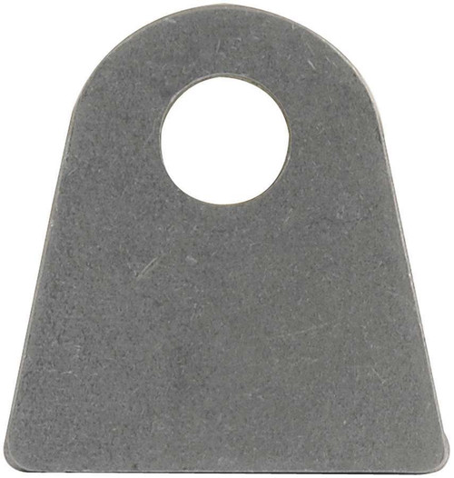 1/8in Flat Tabs 4pk 1/2in Hole ALL60005 Allstar Performance