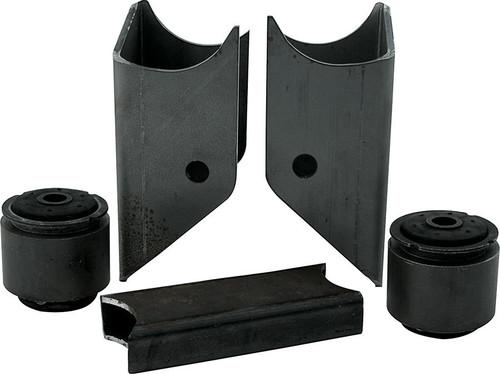 Trailing Arm Bracket Kit 1 Hole Stock ALL60052 Allstar Performance