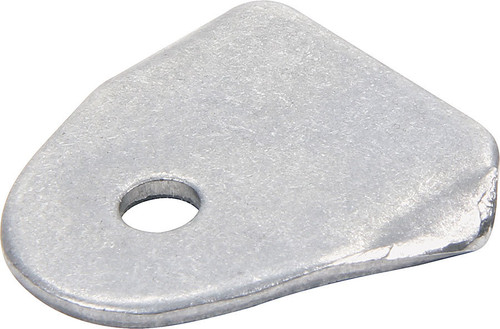 .085in Body Brace Tabs 1/4in Hole 4pk ALL60086 Allstar Performance
