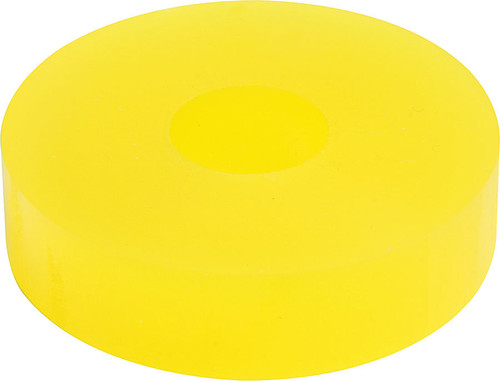 Bump Stop Puck 75dr Yellow 1/2in ALL64344 Allstar Performance