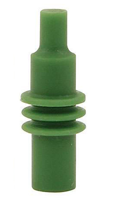 Allstar Performance #10 Hole Heat Shrink Ring Terminal ALL76083 Pack of 10
