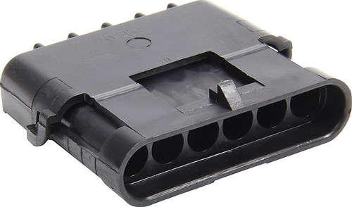 6 Pin Weather Pack Shroud Housing ALL76299 Allstar Performance