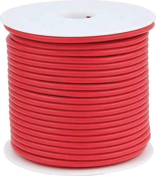 10 AWG Red Primary Wire 75ft ALL76575 Allstar Performance