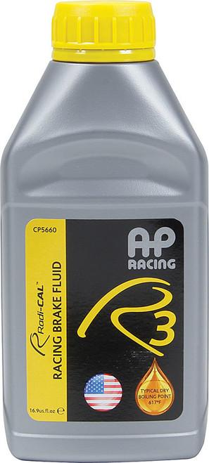 AP Brake Fluid Radi-Cal R3 (PRF) 16.9oz ALL78116 Allstar Performance