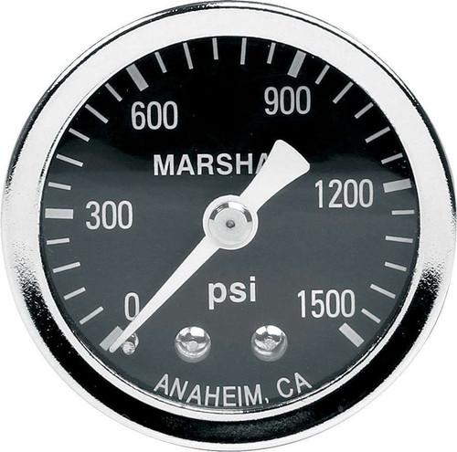 1.5in Gauge 0-1500PSI Dry Type ALL80218 Allstar Performance