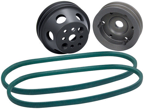 1:1 Pulley Kit w/o PS Premium ALL31093 Allstar Performance