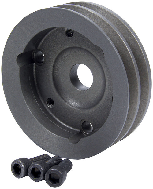1:1 Crank Pulley Anodized ALL31094 Allstar Performance