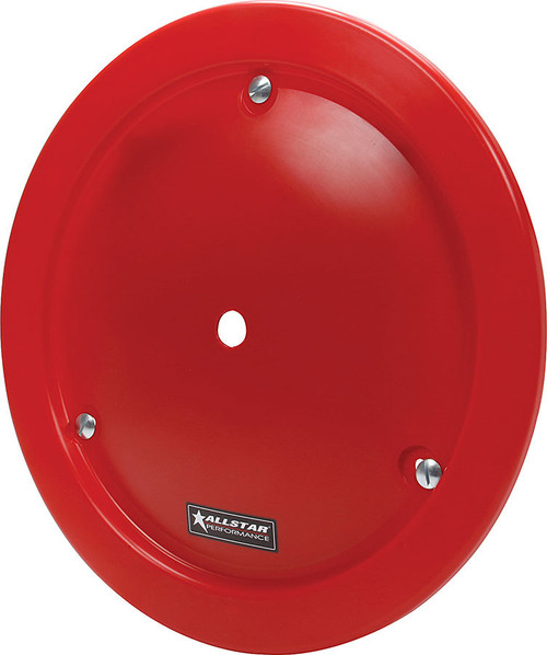 Universal Wheel Cover Red ALL44232 Allstar Performance