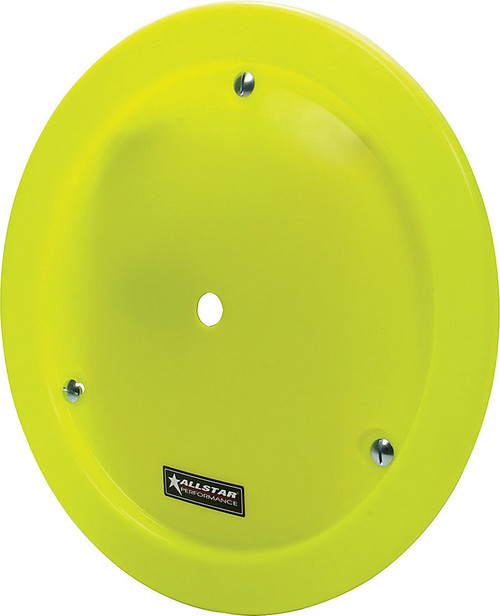 Universal Wheel Cover Neon Yellow ALL44238 Allstar Performance