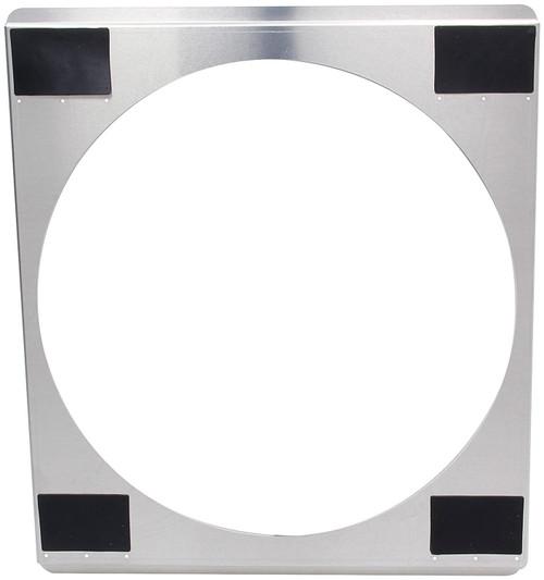 Aluminum Fan Shroud 16-3/4x18-3/4 Single 16 ALL30060 Allstar Performance