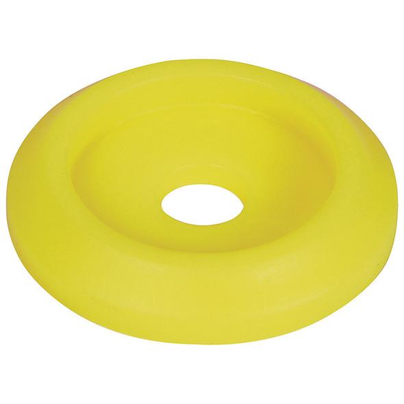 Body Bolt Washer Plastic Fluorescent Yellow 50pk ALL18853-50 Allstar Performance