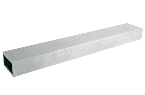 Tubing 1 x 2 x .125 Rectangle Aluminum 4ft ALL22258-4 Allstar Performance