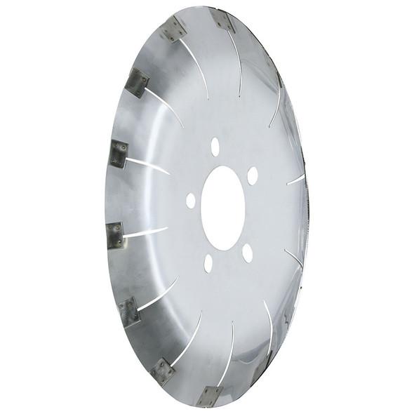 Left Rear Inner Shield Stainless Steel 2in BS ALL44270 Allstar Performance