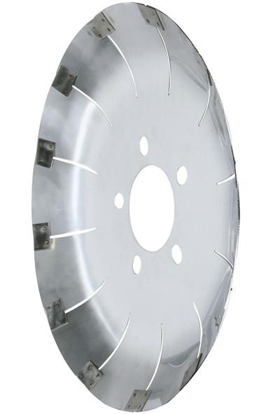 Left Rear Inner Shield Stainless Steel 3in BS ALL44271 Allstar Performance