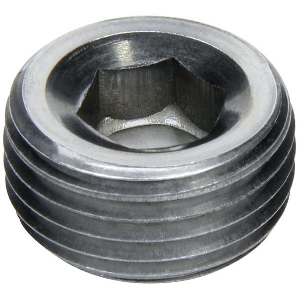 Allen Plug NPT 1/4in Steel 2pk ALL49812 Allstar Performance