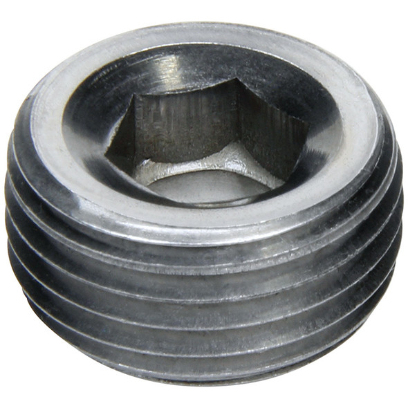 Allen Plug NPT 3/8in Steel 2pk ALL49813 Allstar Performance