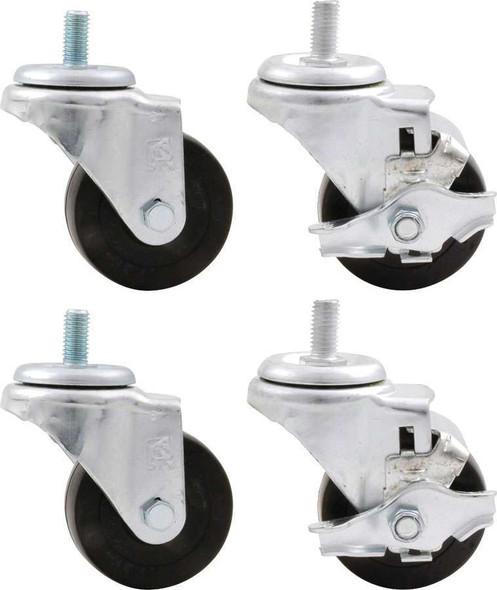 Wheel Kit 3in Heavy Duty Locking ALL10165 Allstar Performance