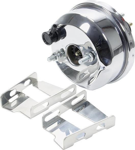 Power Brake Booster 7in 55-64 GM Chrome ALL41008 Allstar Performance