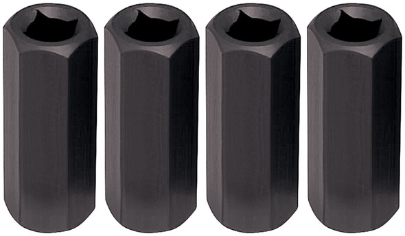 Carb Hold Down Nuts 5/16in-18 Thread 4pk ALL26324 Allstar Performance