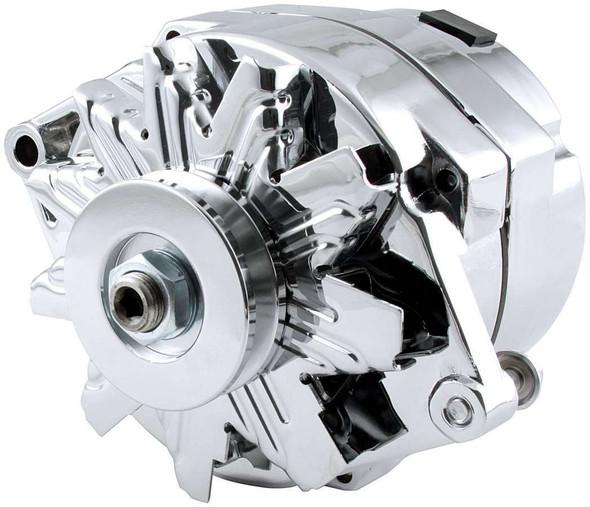 GM Alternator Chrome 100 Amp 1-Wire ALL80505 Allstar Performance