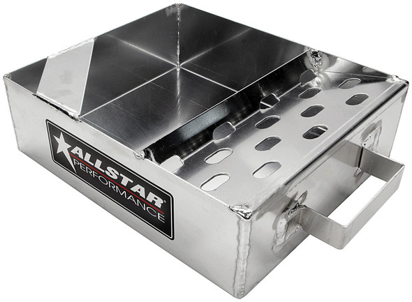 Quick Change Drain Pan Aluminum ALL14166 Allstar Performance