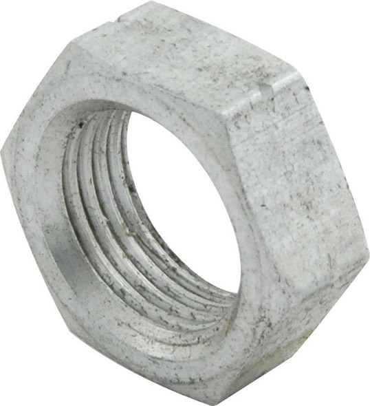 5/8-18 LH Aluminum Jam Nuts 4pk ALL18281 Allstar Performance