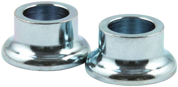 Tapered Spacers Steel 1/2in ID x 1/2in Long ALL18572 Allstar Performance