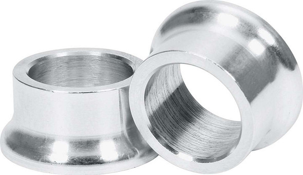 Tapered Spacers Aluminum 5/8in ID 1/2in Long ALL18598 Allstar Performance