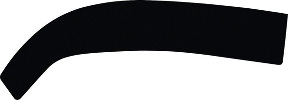 Lower Nose Support MD3 Black 3/8in Plastic ALL23064 Allstar Performance