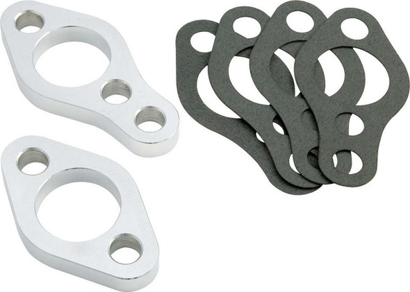 SBC Water Pump Spacer Kit .375in ALL31072 Allstar Performance