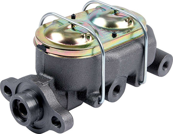 Master Cylinder 1in Bore 1/2in/9/16in Ports Cast ALL41062 Allstar Performance