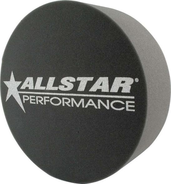Foam Mud Plug Black 5in ALL44150 Allstar Performance