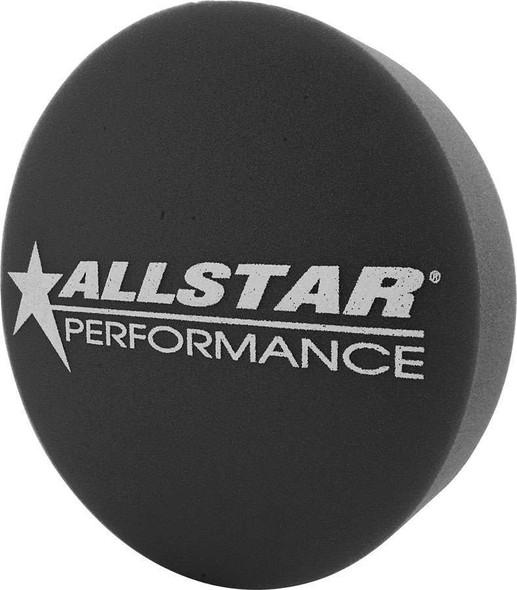 Foam Mud Plug Black 3in ALL44190 Allstar Performance