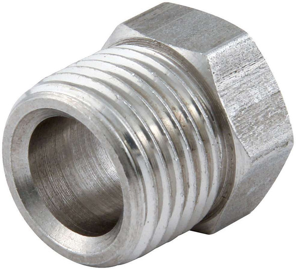 Inverted Flare Nuts 4pk 3/8 Stainless Steel ALL50143 Allstar Performance