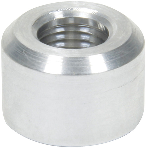 NPT Female Weld Bung 3/8in-18 Aluminum ALL50742 Allstar Performance