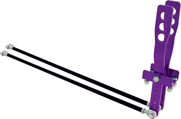 2 Lever Shifter Purple ALL54122 Allstar Performance
