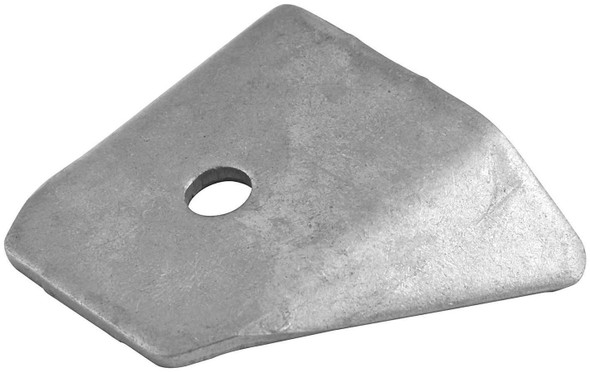 Body Brace Tabs Flat Mount 4pk 1/4in Hole ALL60027 Allstar Performance