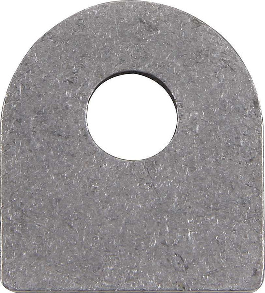Mounting Tabs Weld-on 3/8in Hole 4pk ALL60090 Allstar Performance