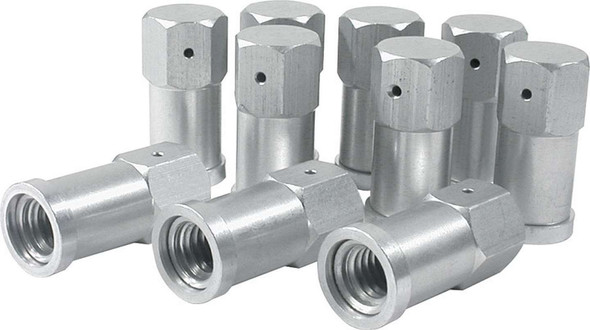 Quick Change Cover Nuts Aluminum 10pk Quick Change Cover Nuts ALL72060 Allstar Performance