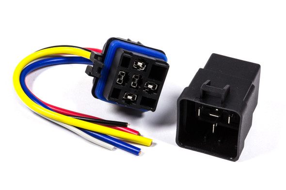 Weatherproof Relay with Harness 30amp ALL76188 Allstar Performance