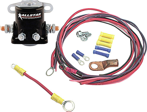 Solenoid And Wiring Kit ALL76202 Allstar Performance