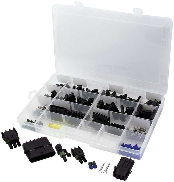 Weather Pack Master Kit ALL76262 Allstar Performance