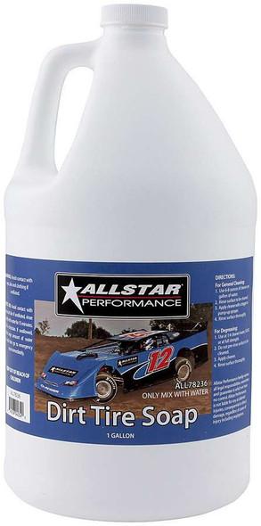 Dirt Tire Soap 1 Gal ALL78236 Allstar Performance