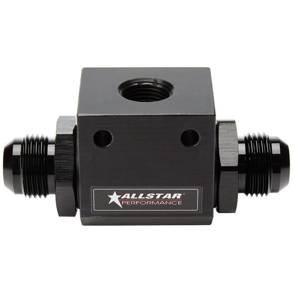 In-Line Oil Tee -12 ALL90041 Allstar Performance