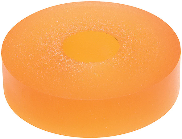 Bump Stop Puck 55dr Orange 1/2in Tall 14mm ALL64373 Allstar Performance