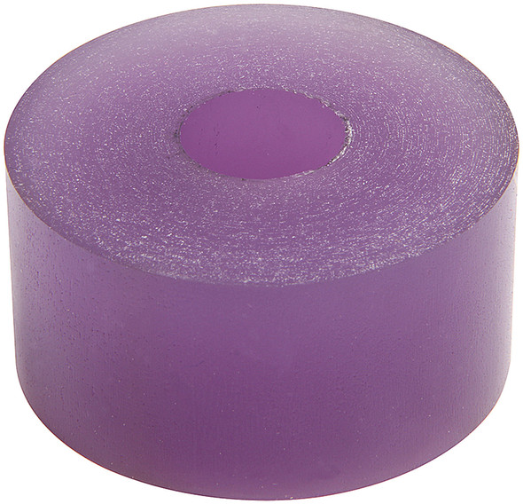 Bump Stop Puck 60dr Purple 1in Tall 14mm ALL64378 Allstar Performance