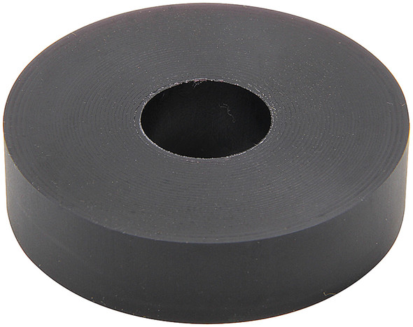 Bump Stop Puck 65dr Black 1/2in Tall 14mm ALL64379 Allstar Performance